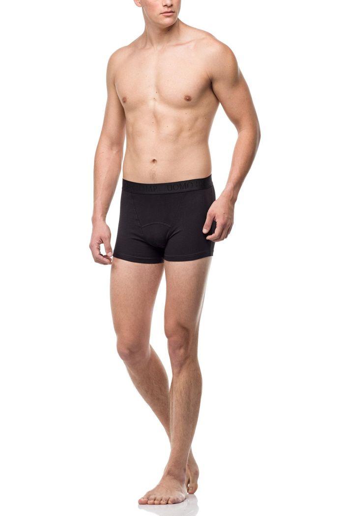 Men's 2 Pack Cotton Boxer Slips