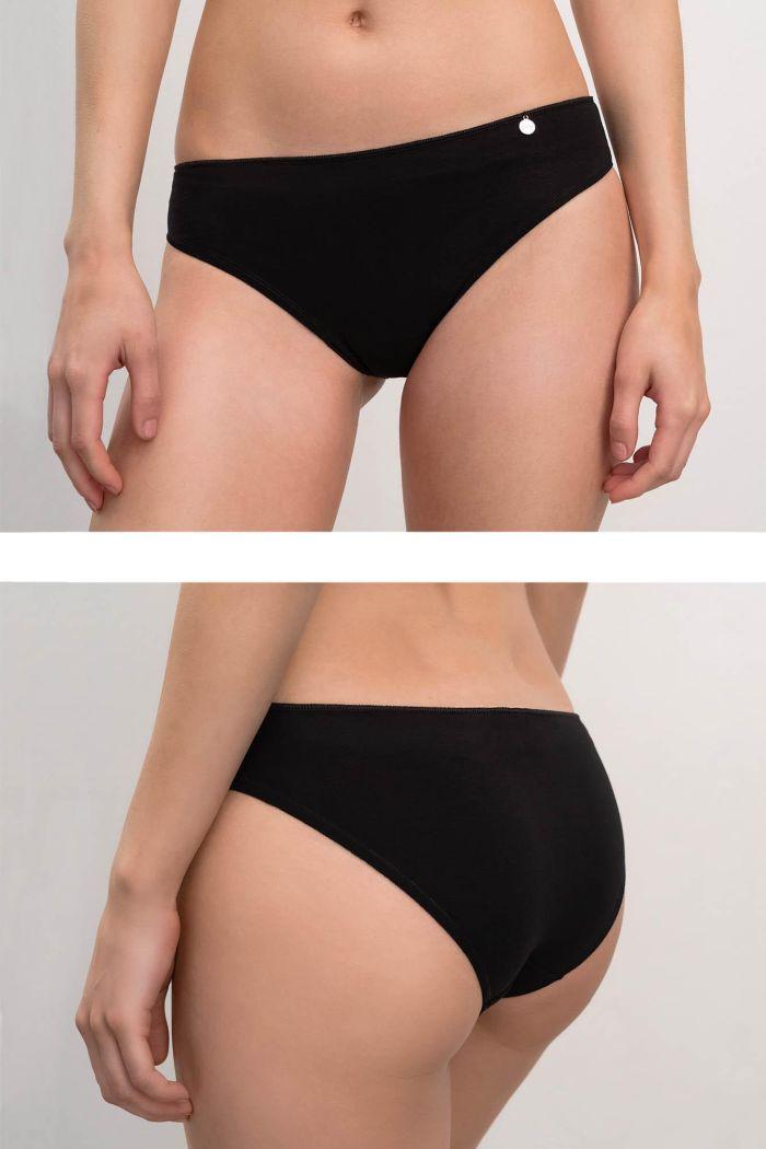 Women's 2 Pack Cotton Brief Slips