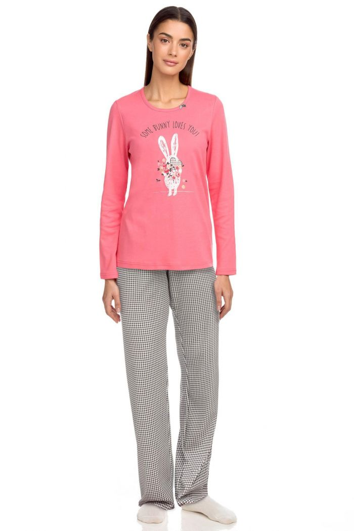 Women's Pyjamas in Cotton