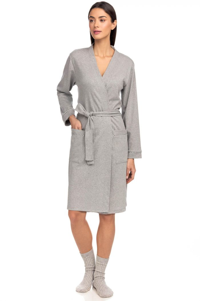 Women's Cotton Robe