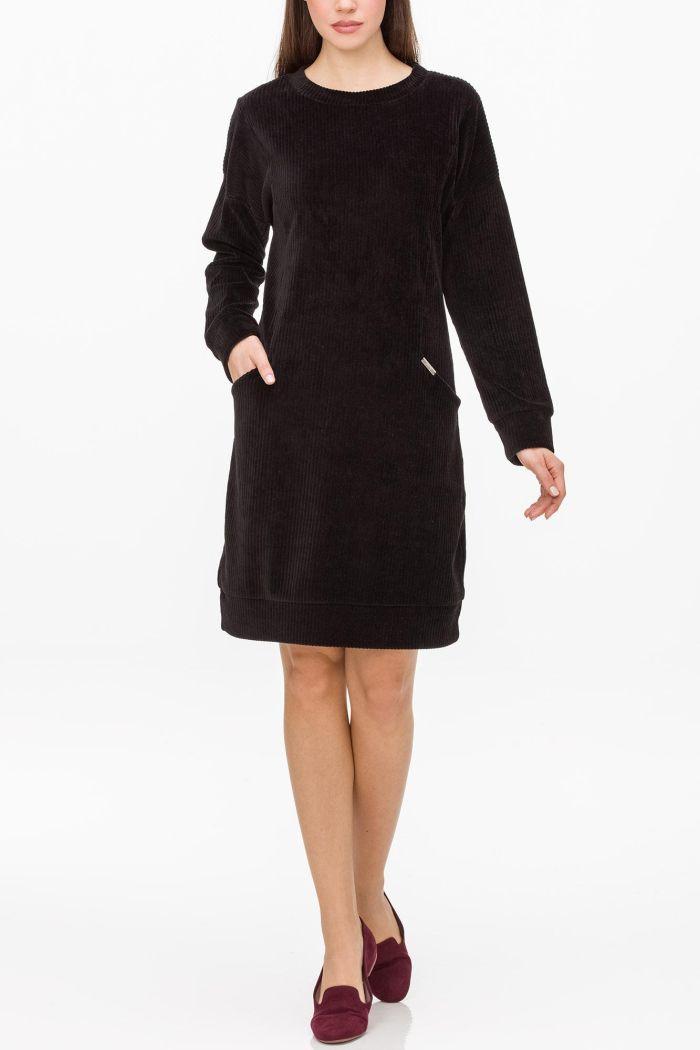 Women's Velour Dress