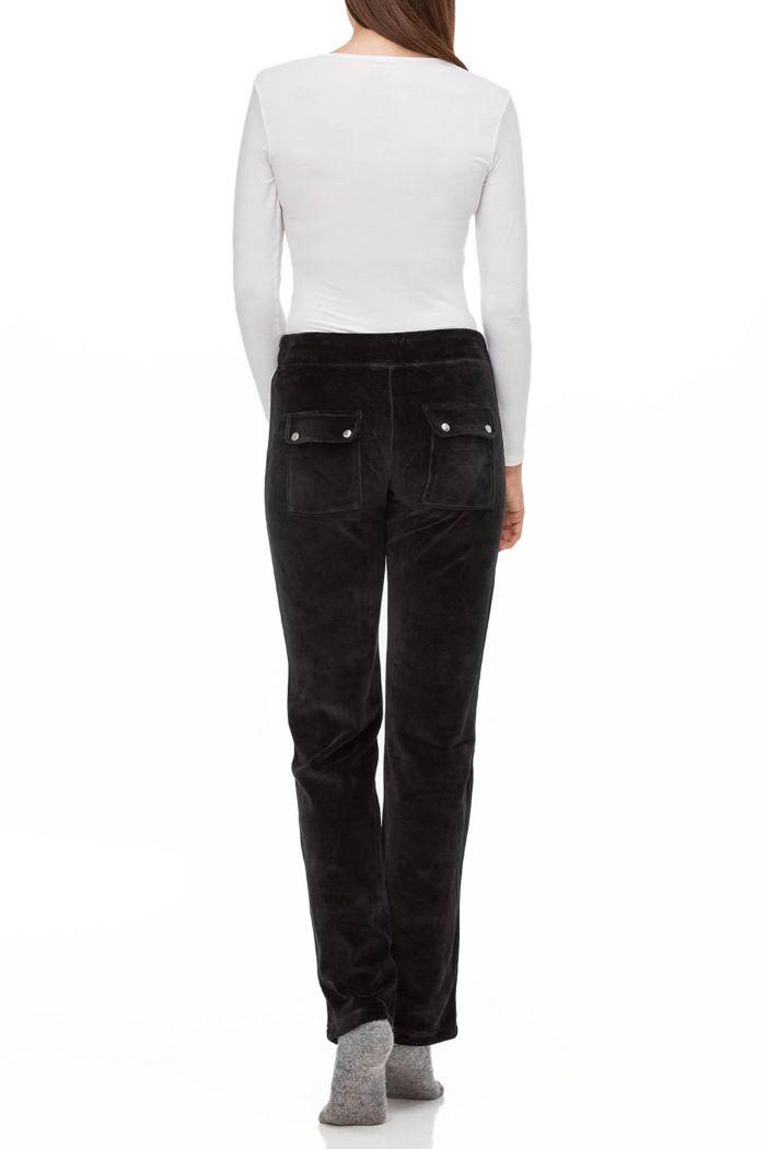 Women's Slim Velvet Pants