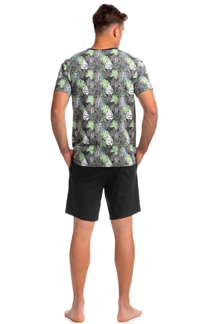 Men's Printed Pyjamas