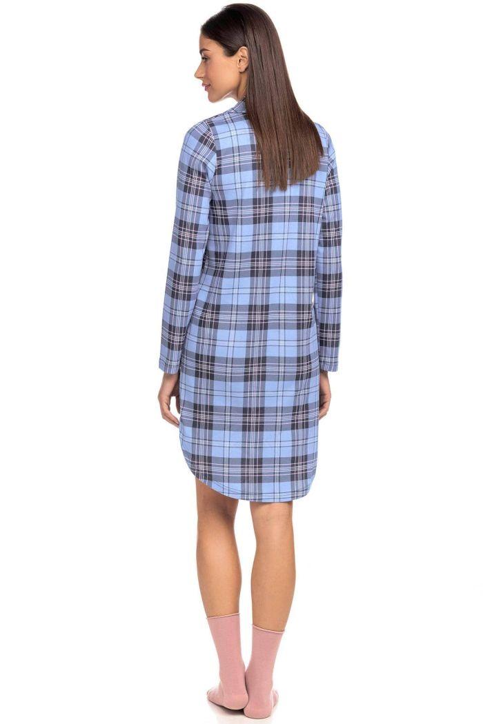 Women's Plaid Nightgown