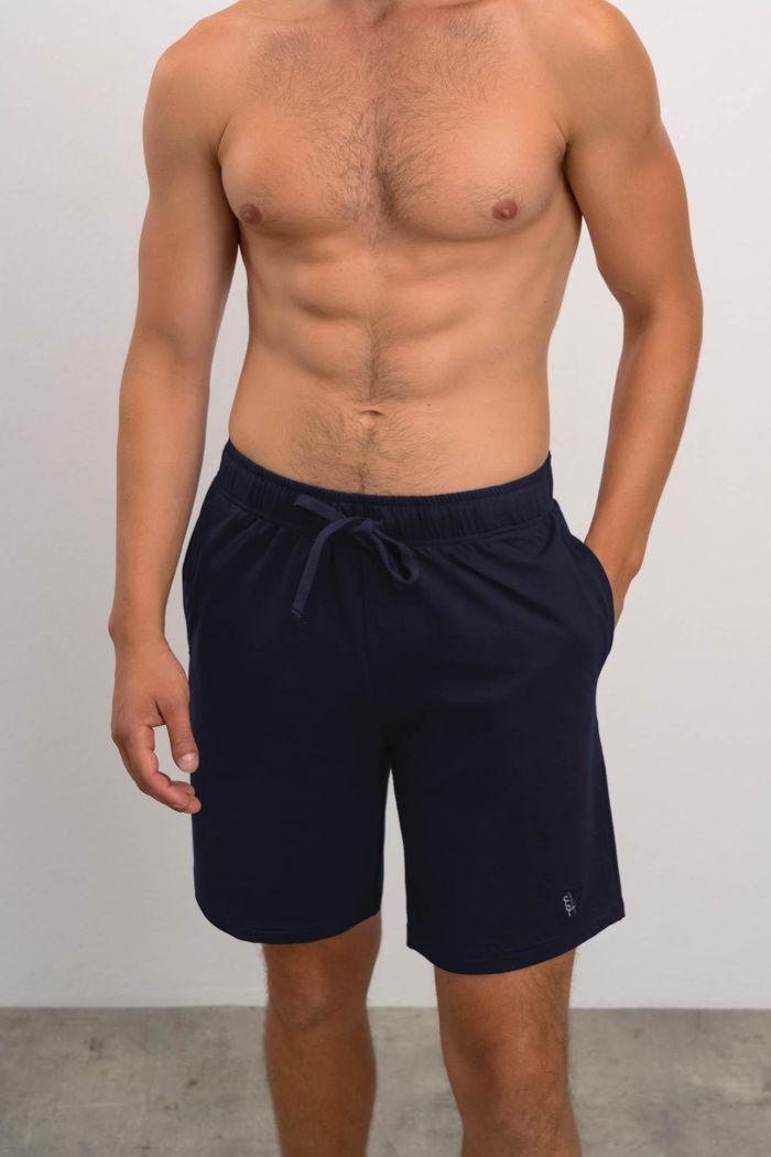 Men's Cotton Bermuda Pants