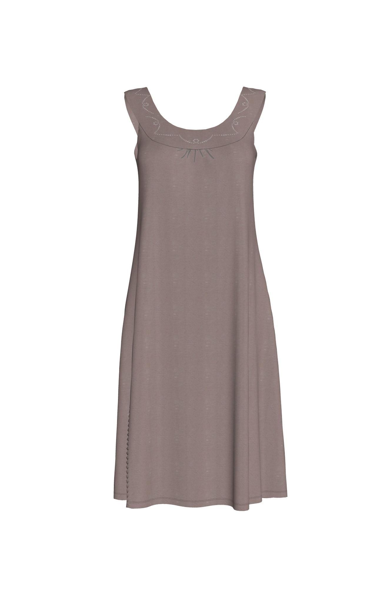 Sleeveless Beach Dress