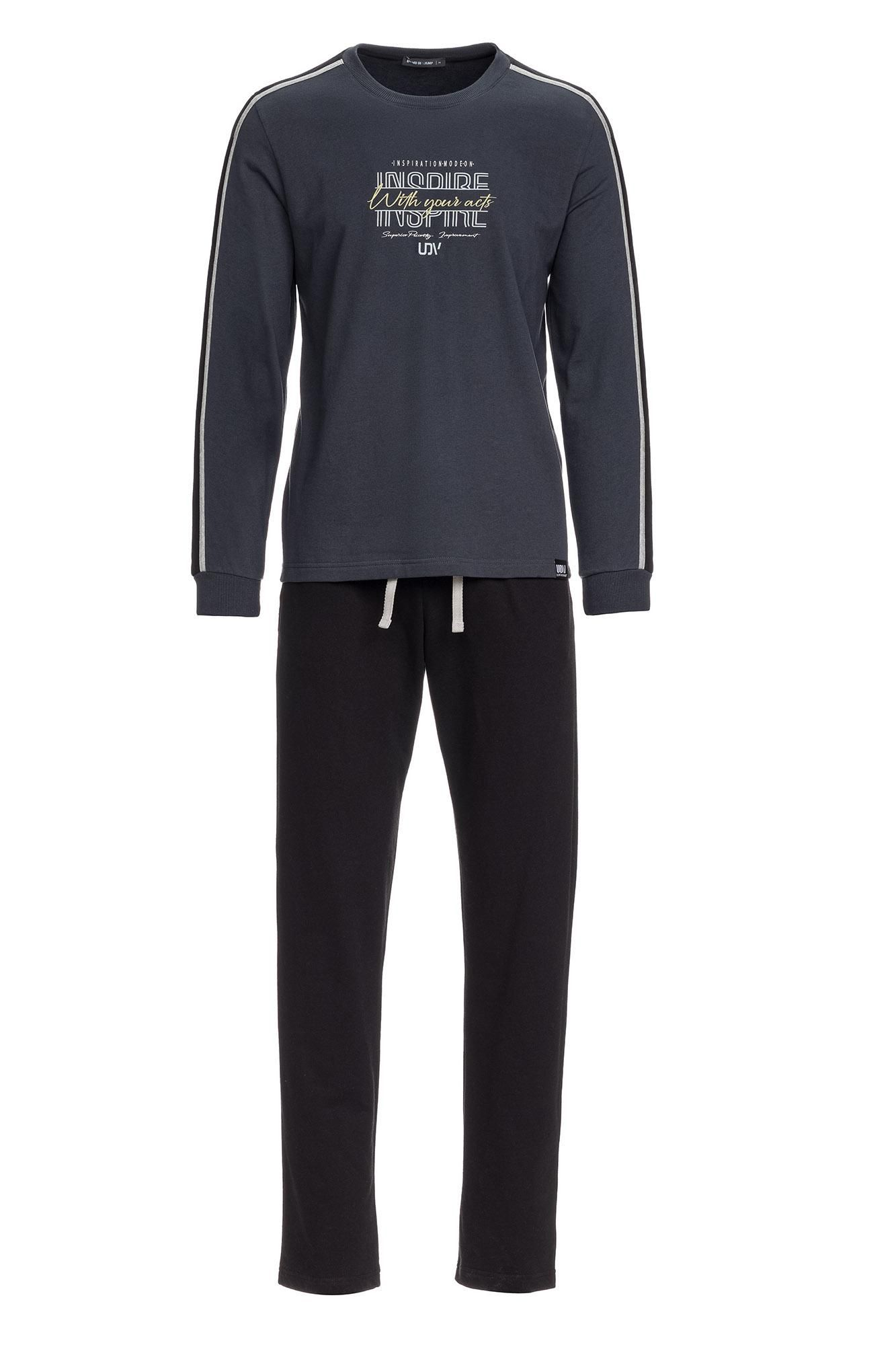 Men's Fleece Cotton Pyjamas