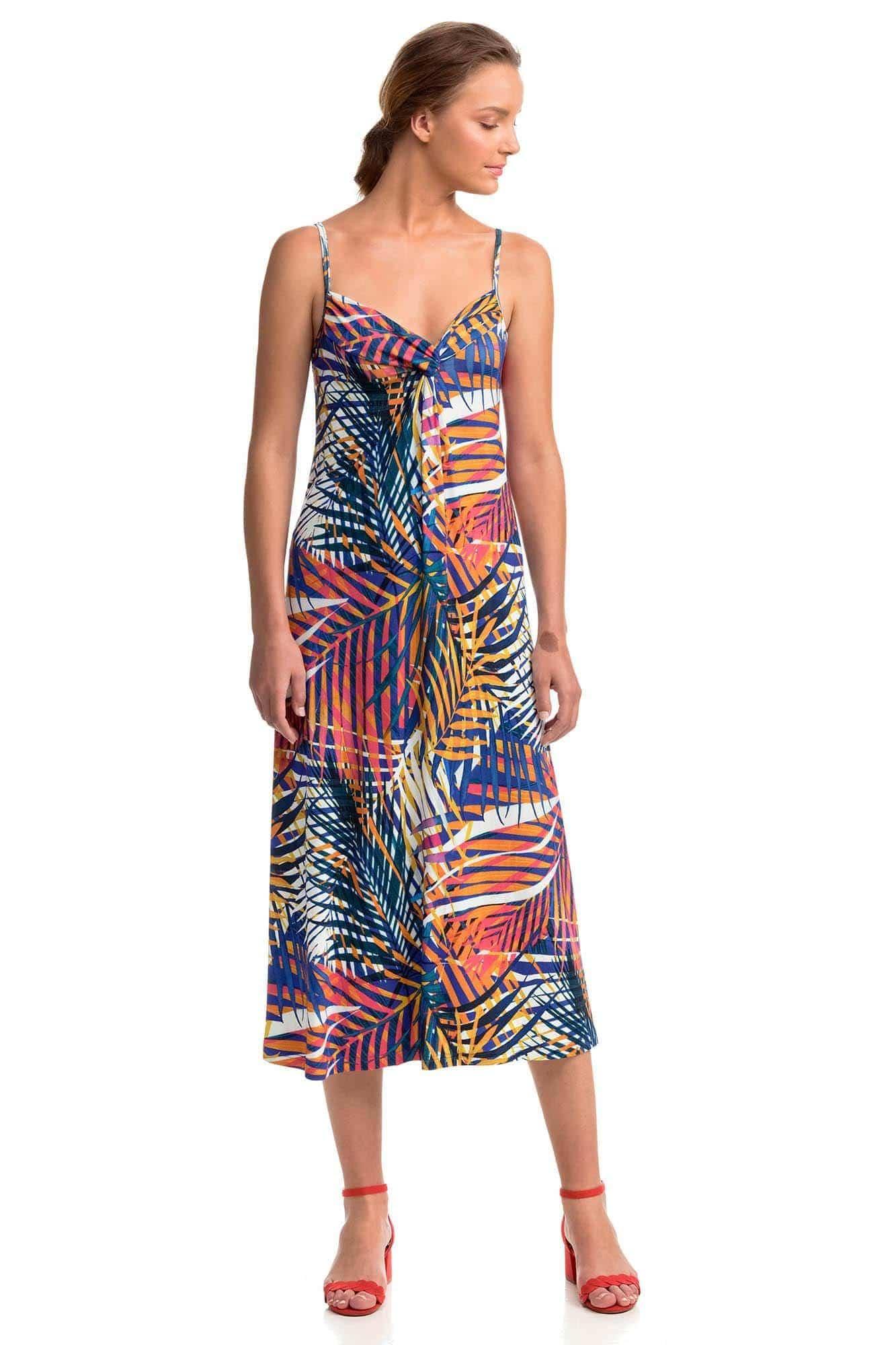 Καλοκαιρινό Φόρεμα Τιραντάκι