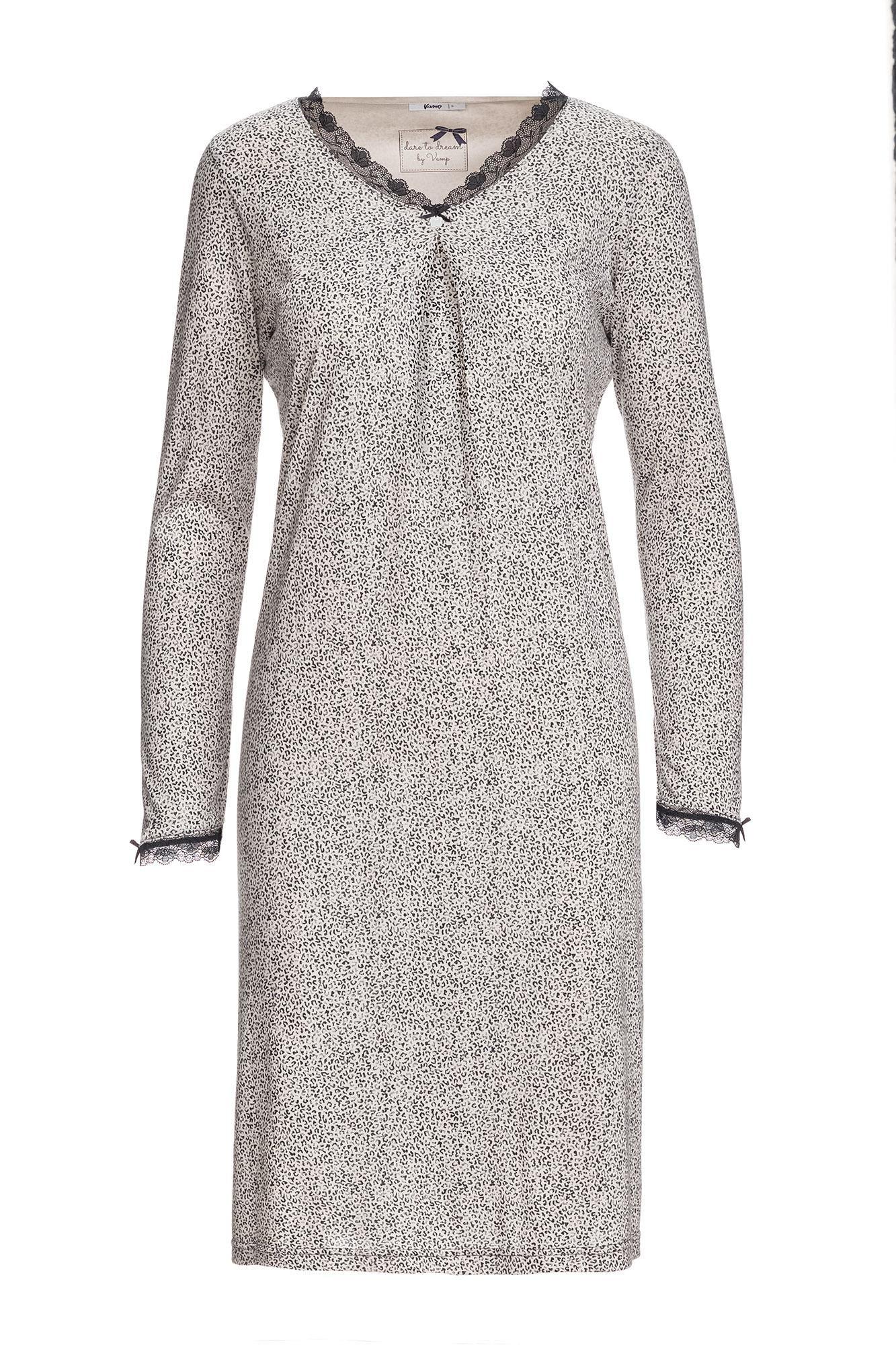 Women's Nightgown Plus Size