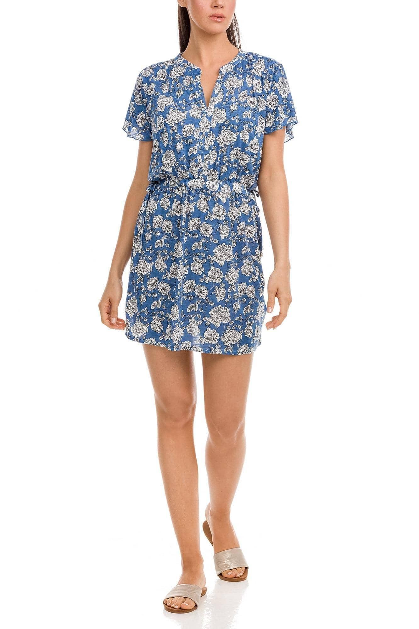 Φόρεμα Παραλίας Φλοράλ