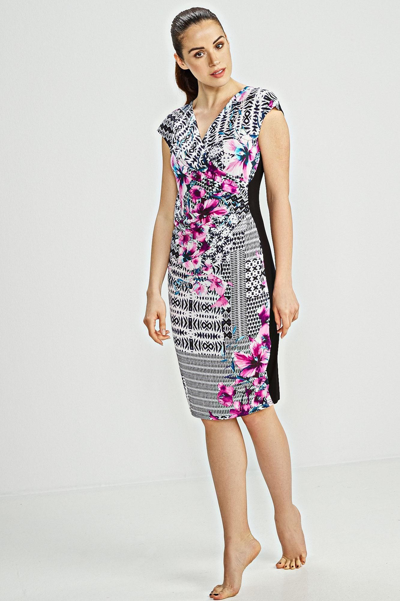 Φόρεμα Κρουαζέ Plus Sizes