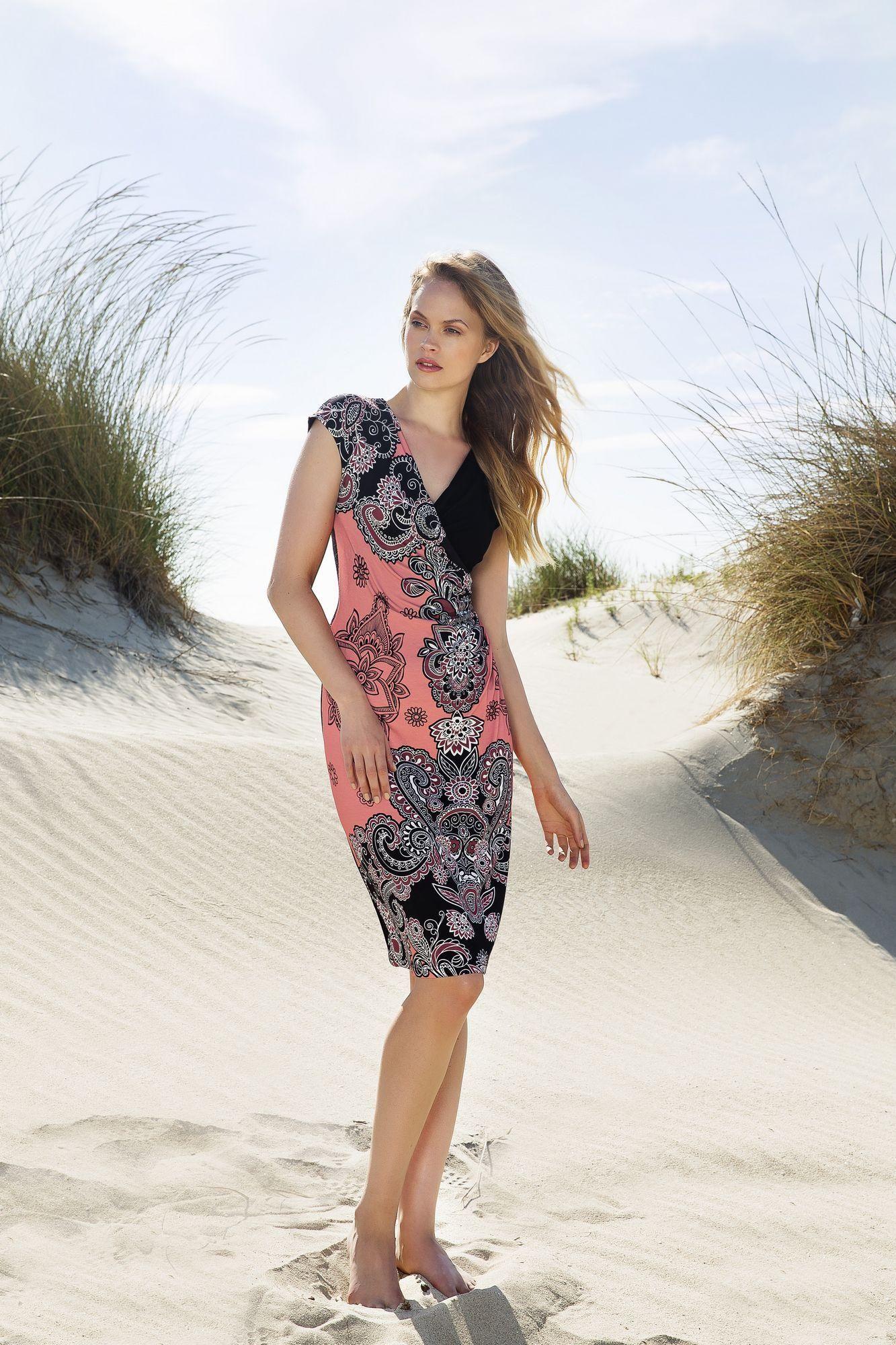 Κλασικό Φόρεμα Θαλάσσης