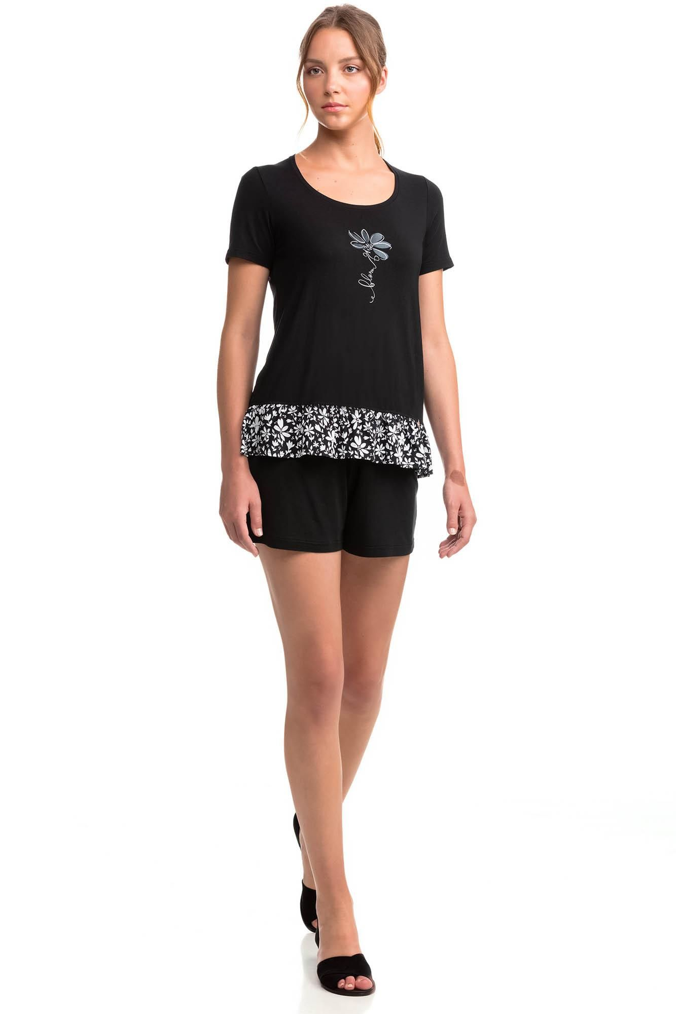 Women's Top and Shorts