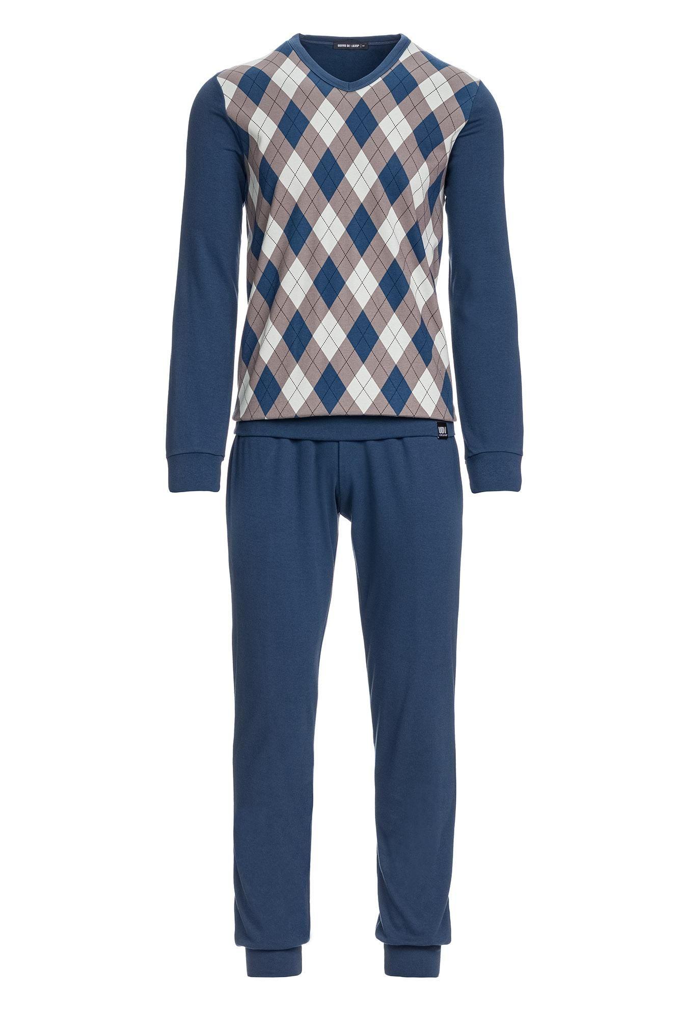 Men's Plaid Pyjamas
