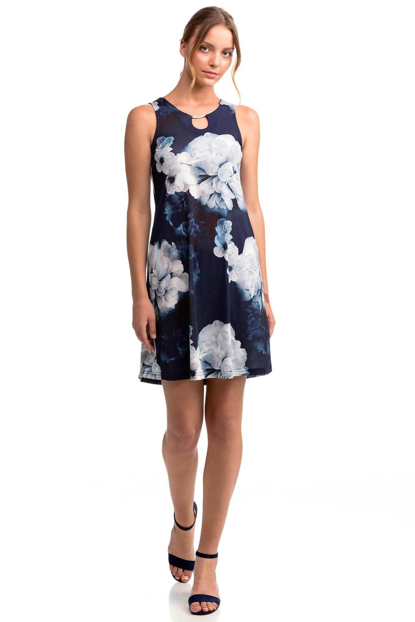 Αέρινο Φόρεμα Φλοράλ
