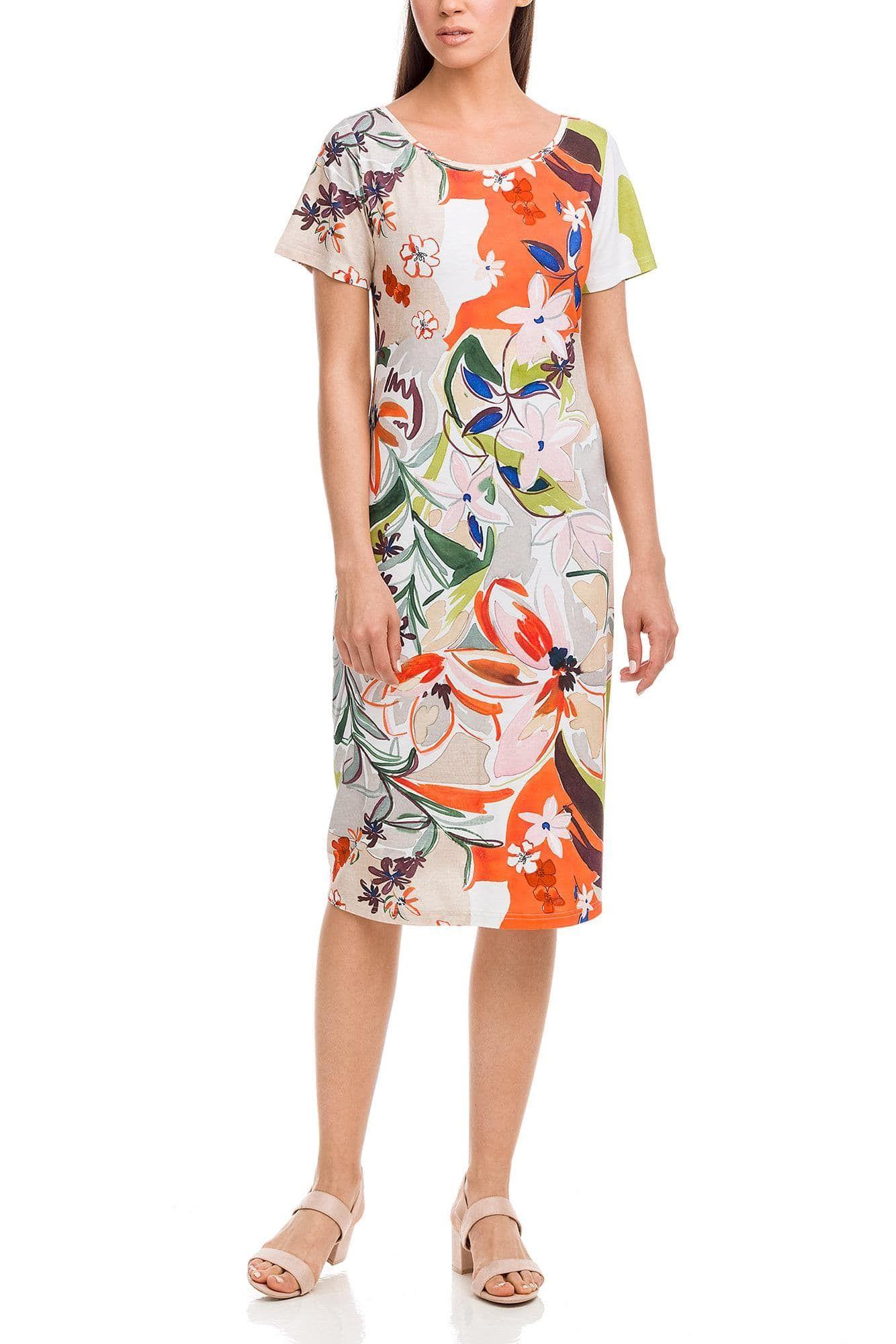 Φόρεμα Hippy Plus Size