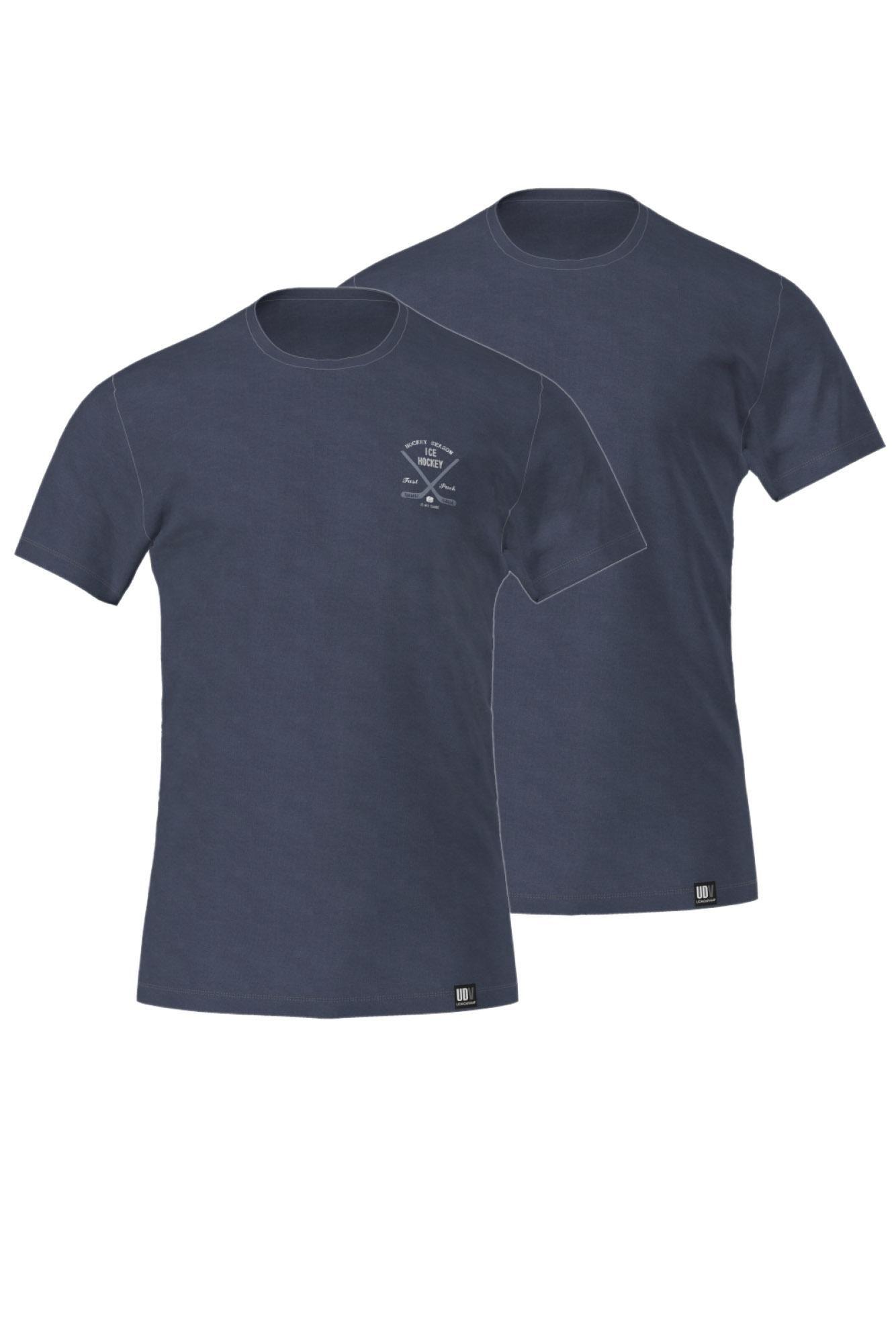 Men's 2 Pack Short Sleeved Vests
