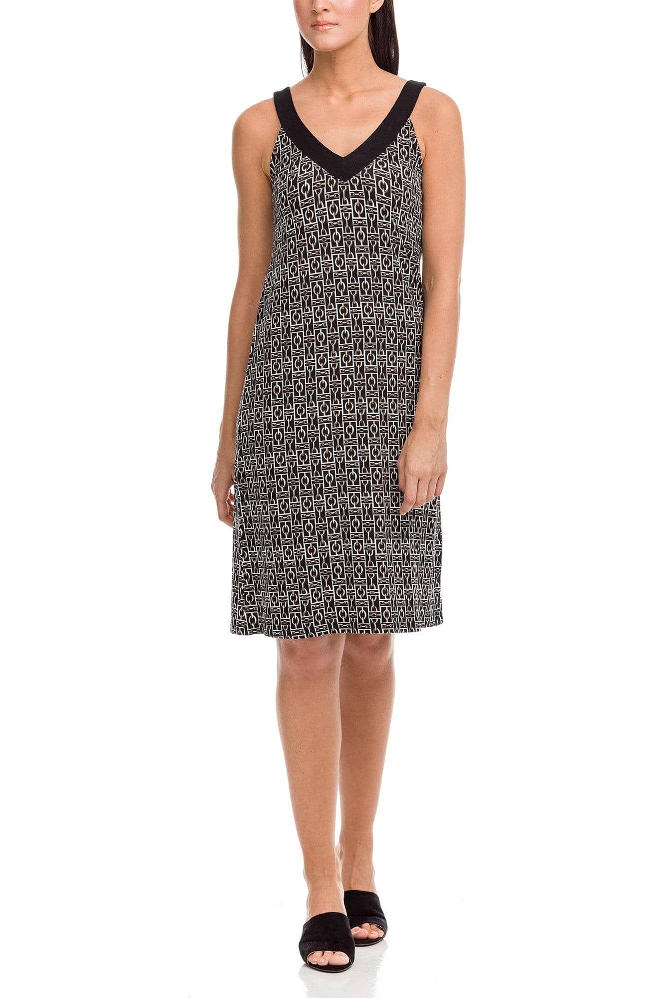Φόρεμα Εμπριμέ Plus Size