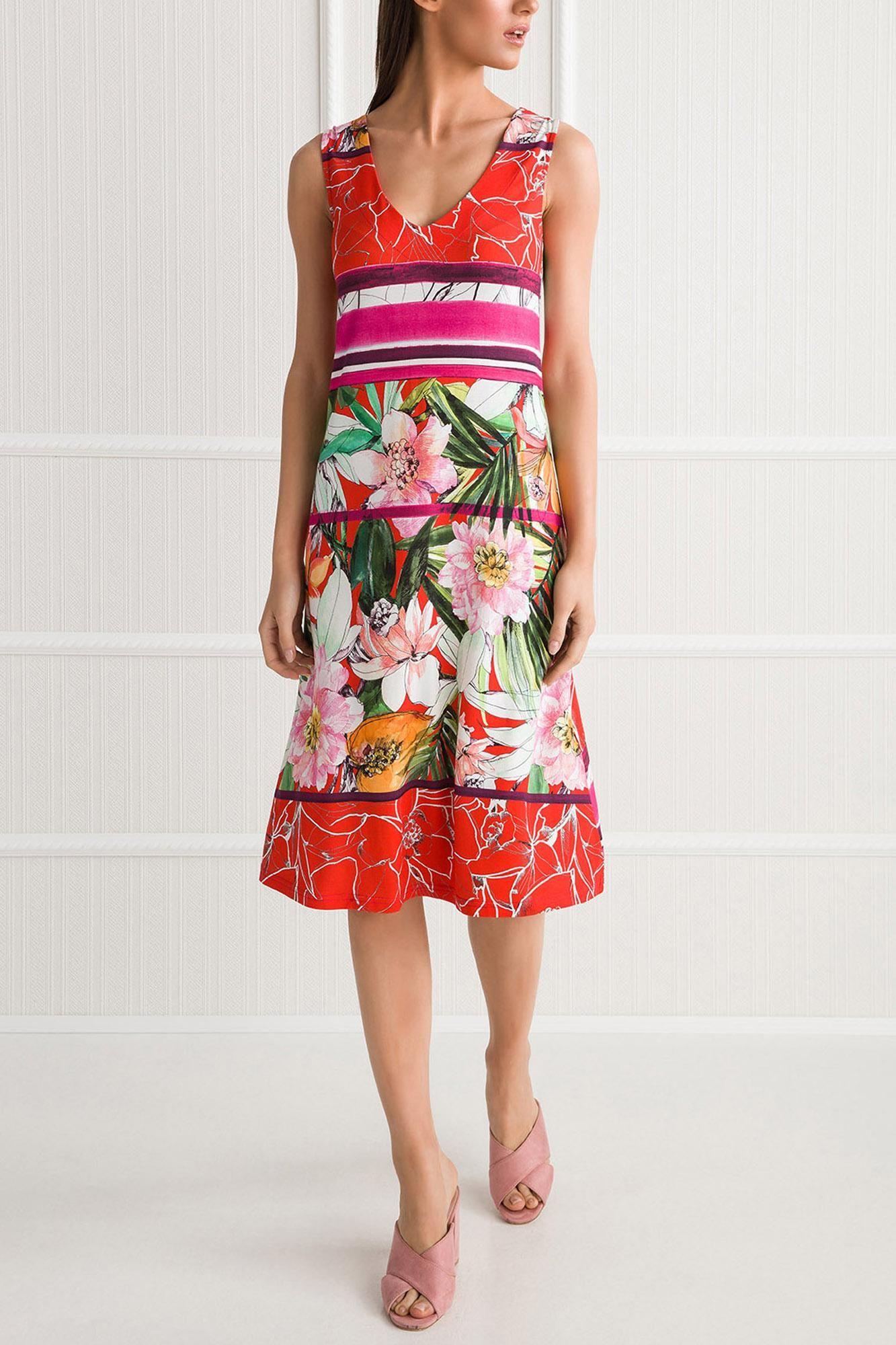 Φόρεμα Tropical Floral
