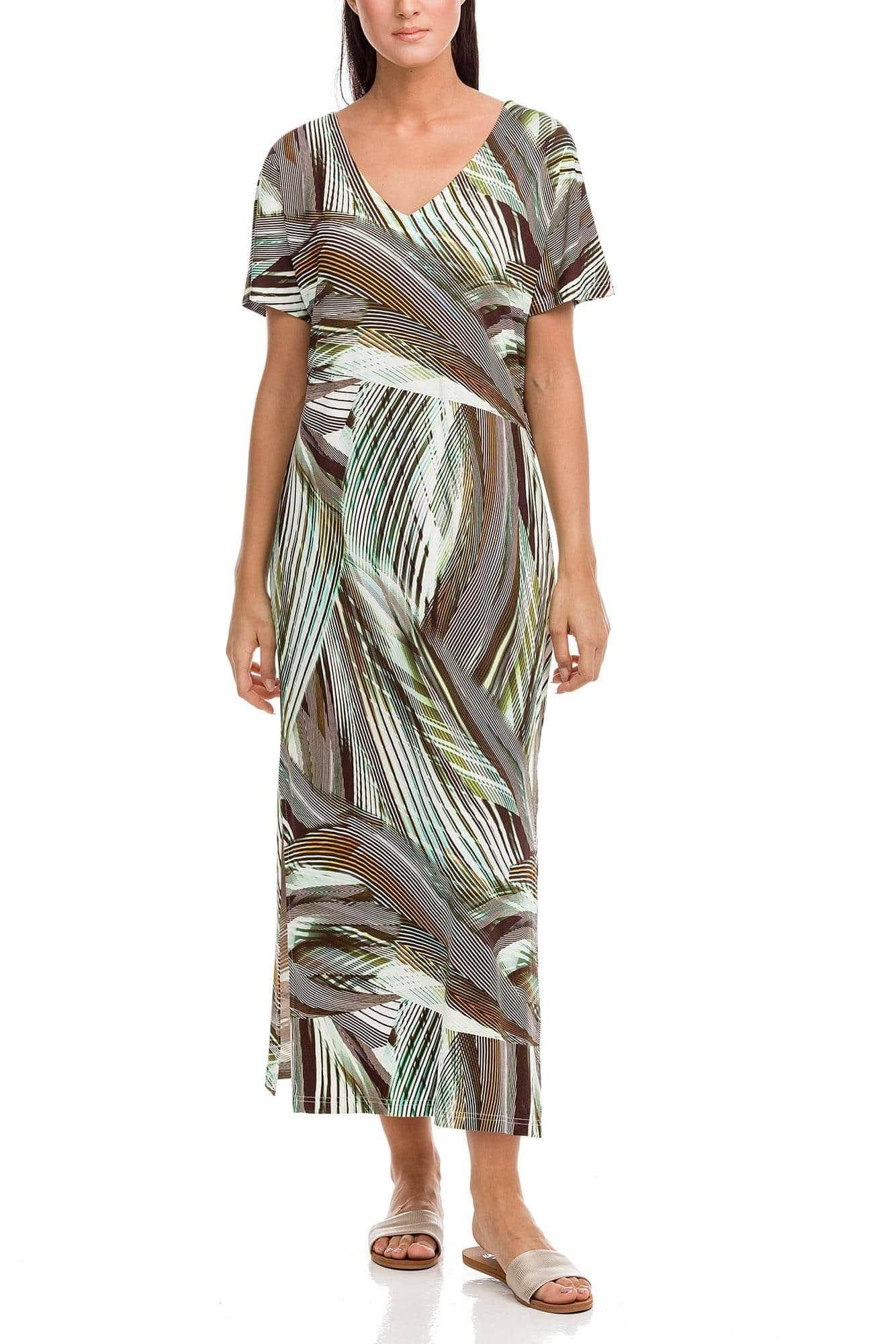 Φόρεμα Abstract Μακρύ