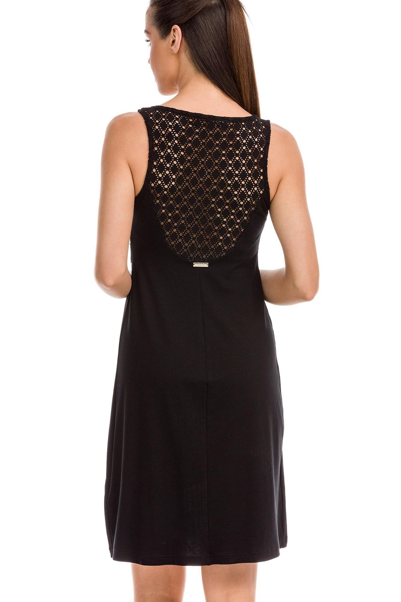 Φόρεμα με Ζώνη και Ζακάρ