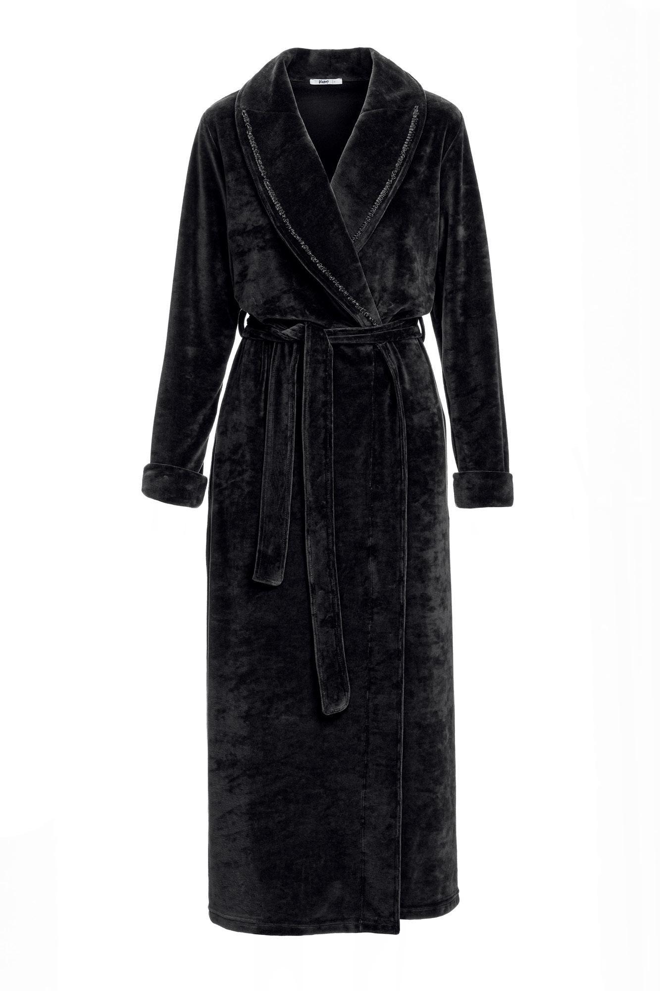 Women's Maxi Velour Robe