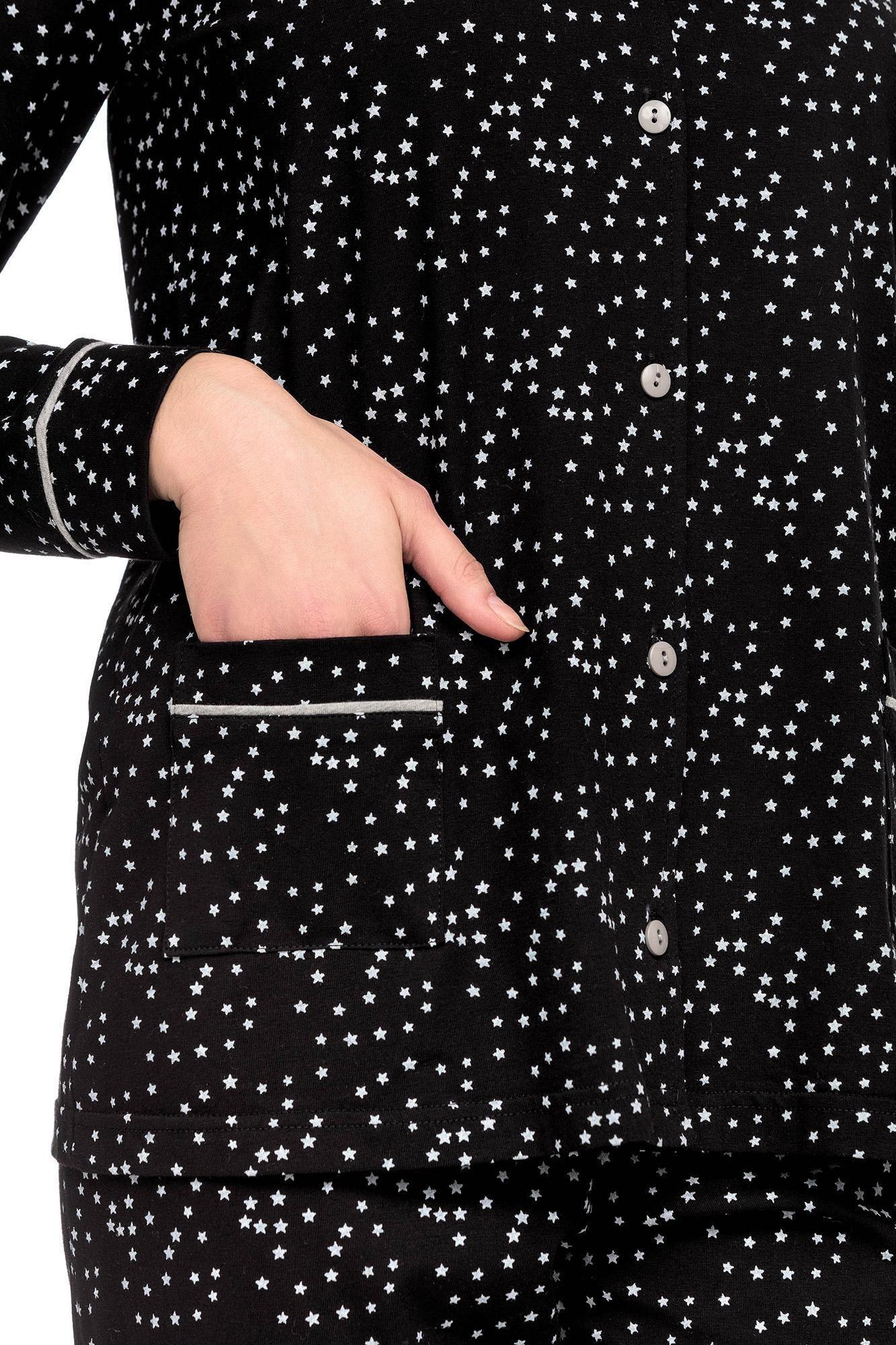Women's Buttoned Pyjamas