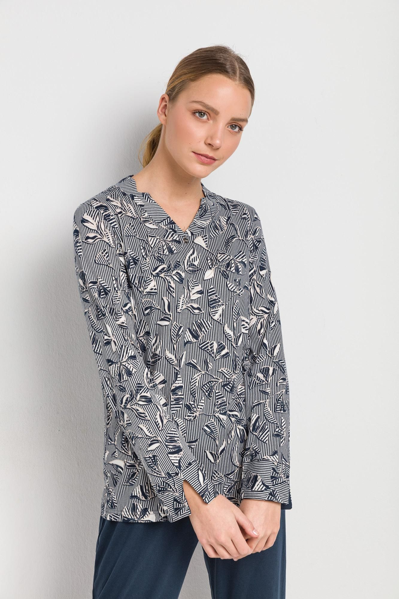 Women's Patterned Pyjamas