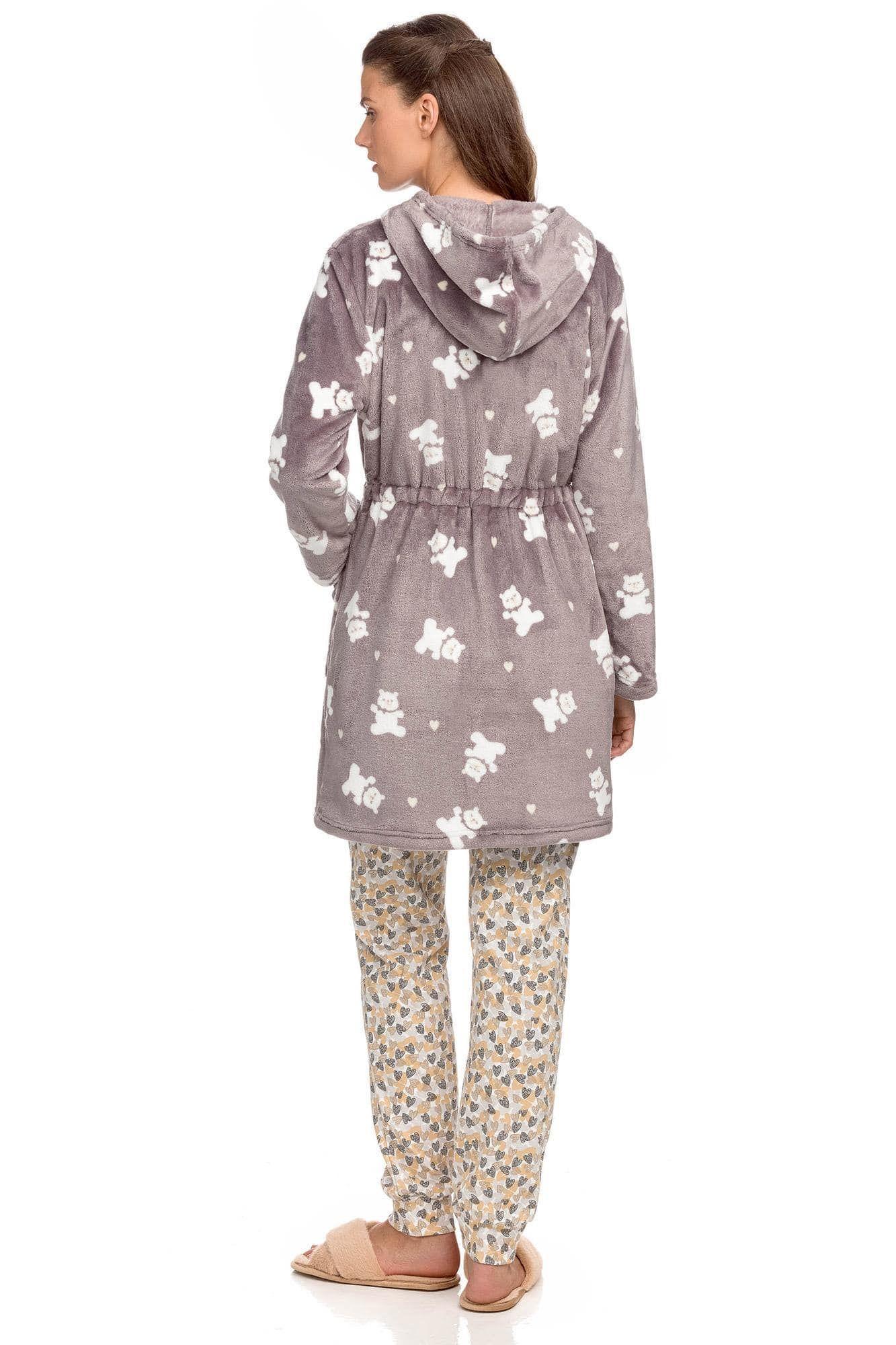 Women's Fleece Robe