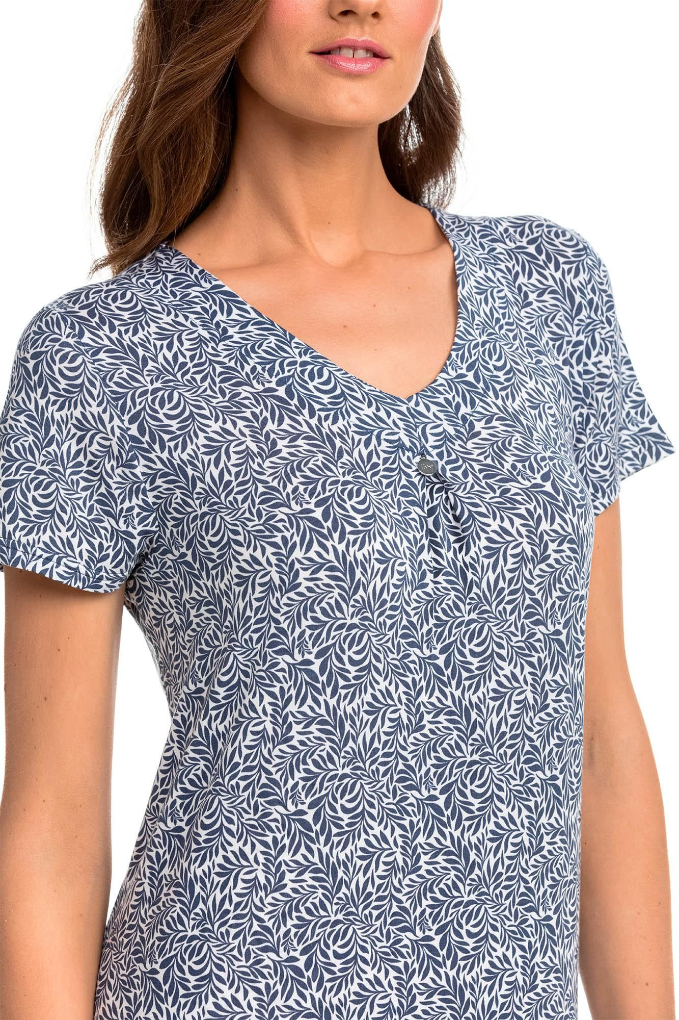 Women's Printed Nightgown