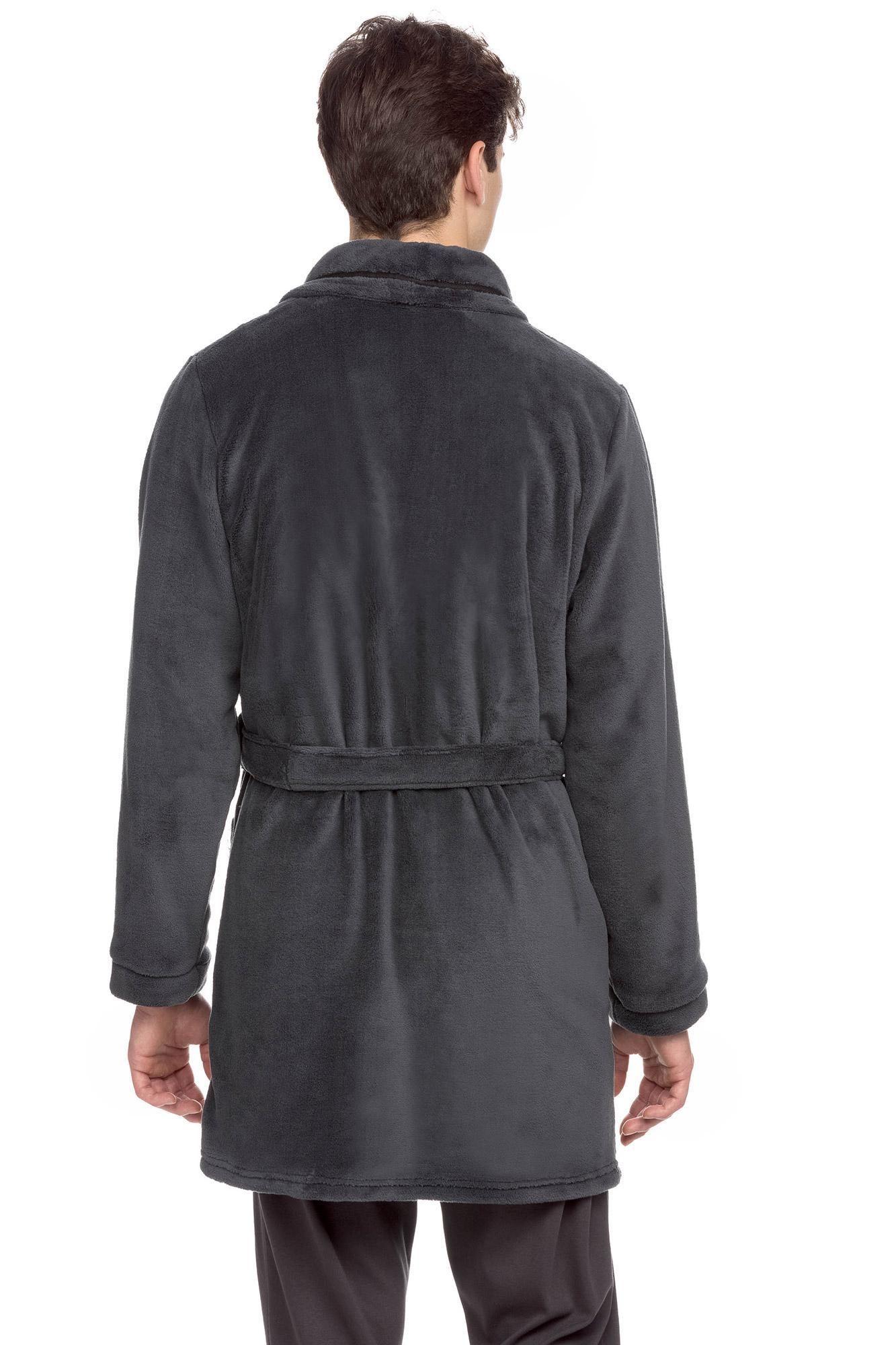 Men's Robe With Belt