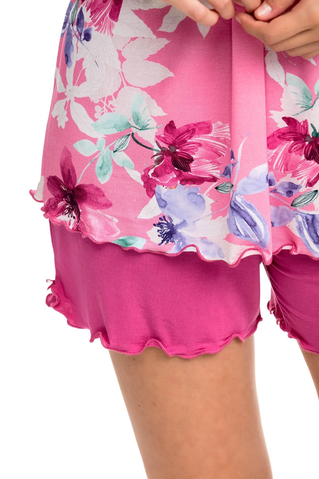 Women's Sleeveless Top and Shorts Pyjamas