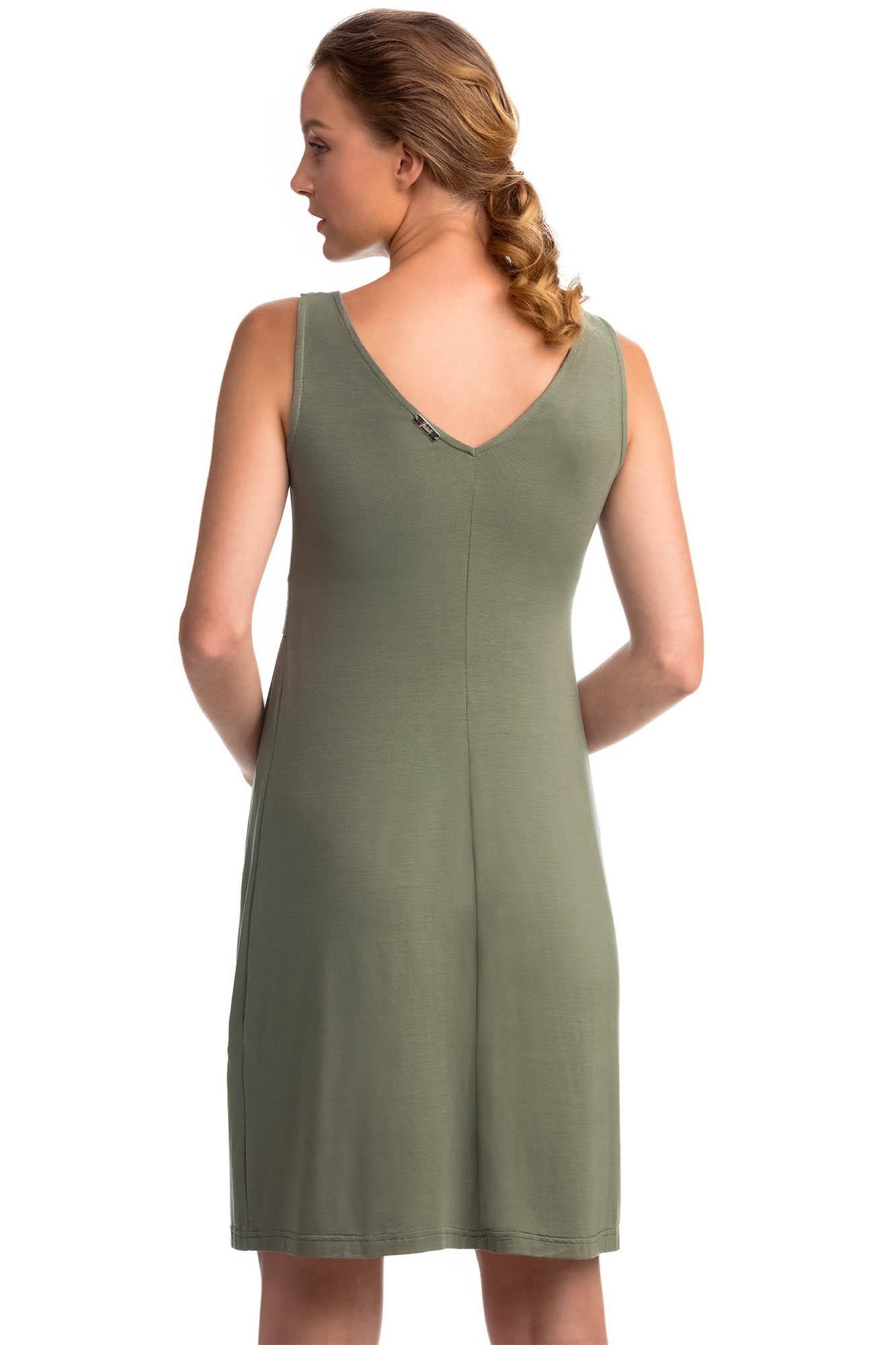 Αμάνικο Κρουαζέ Φόρεμα