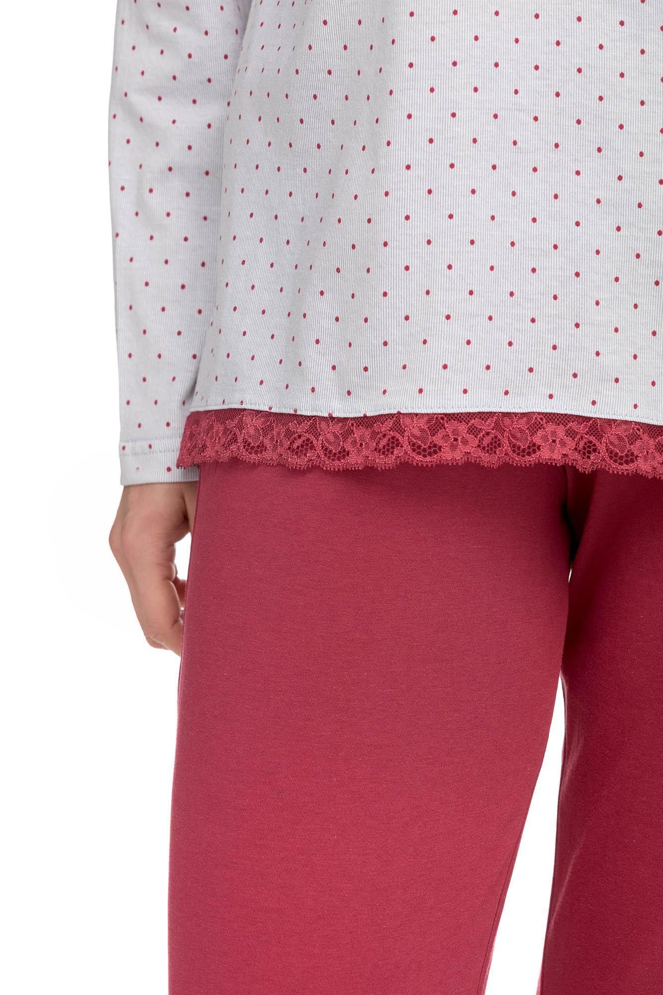 Γυναικεία Πυτζάμα Θηλασμού Plus Size